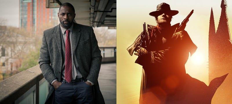 Illustration for article titled Idris Elba será el Pistolero en La Torre Oscura, película de la obra maestra de Stephen King