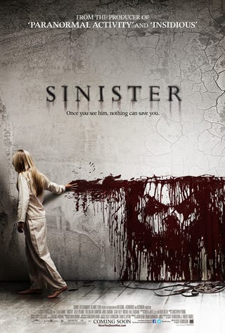 Illustration for article titled One-Sheet Poster for Sinister