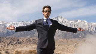 Illustration for article titled RDJ will definitely be Iron Man in Avengers 2 and 3