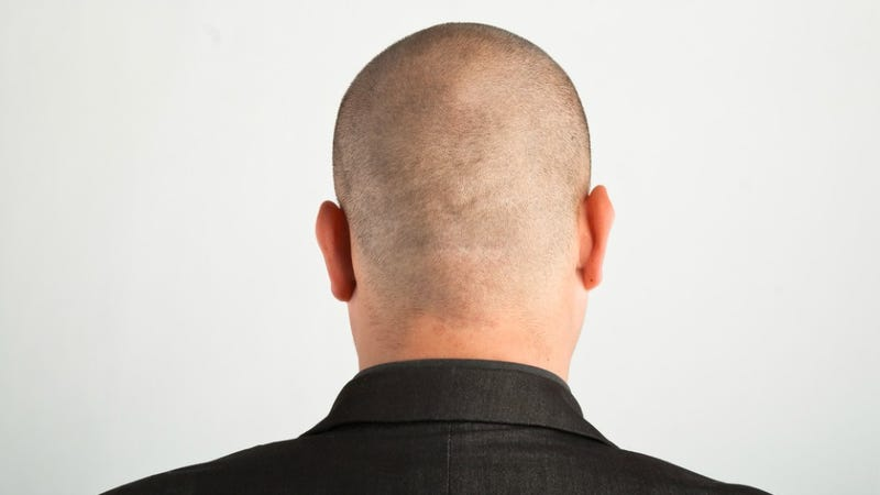 Illustration for article titled Study Proves That Men With Shaved Heads Strike Fear Into Our Hearts, Pants