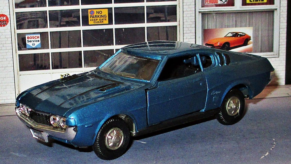 Land Of The Rising Sunday Toyota Celica Liftback 2000gt 1973 2000 Gt