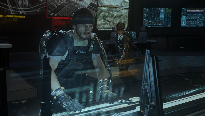 Illustration for article titled PC Version Of Call Of Duty: Advanced Warfare Launched A Little Rough