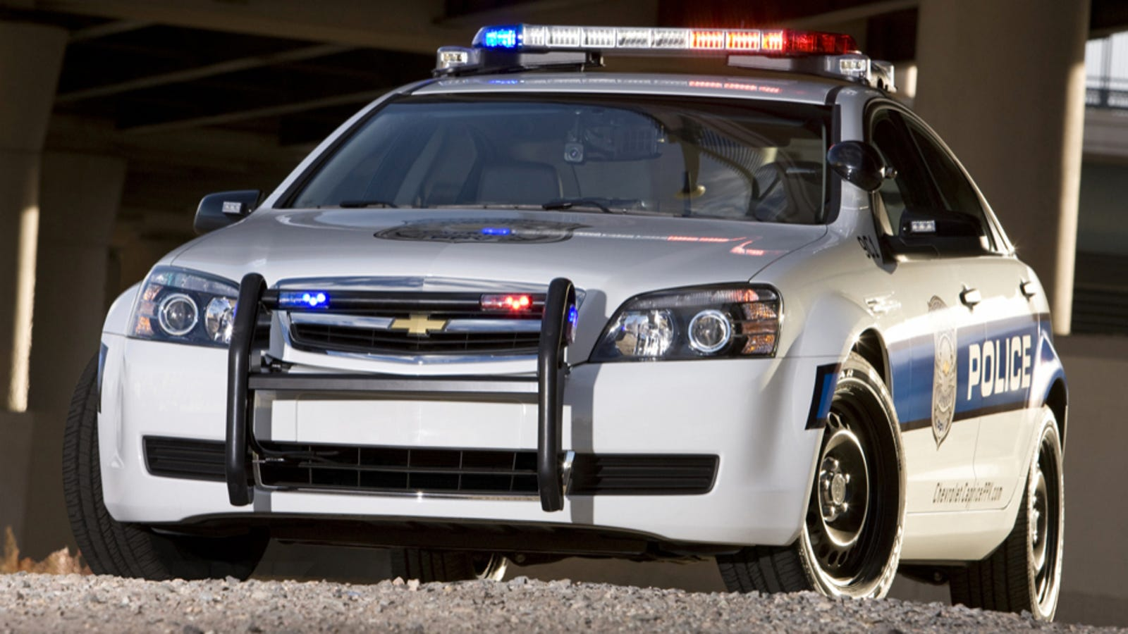Exclusive The Chevy Caprice Police Car Is Back
