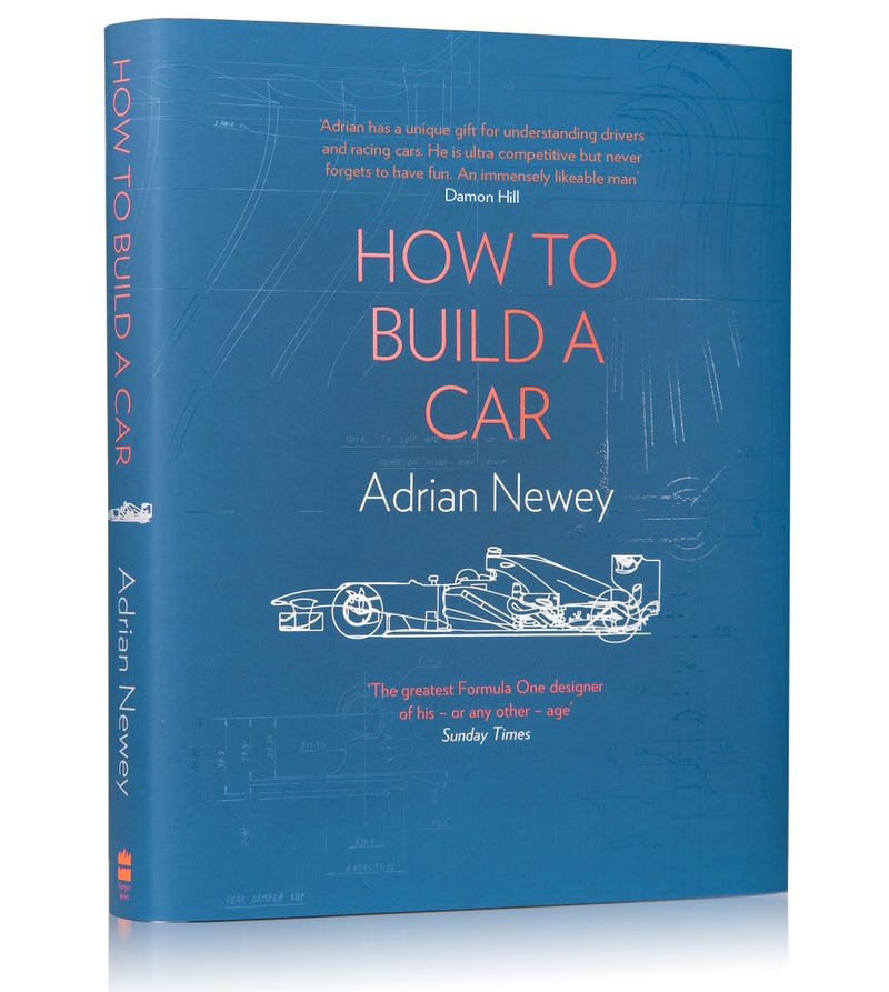 Illustration for article titled Just finished reading How to Build a Car by Adrian Newey