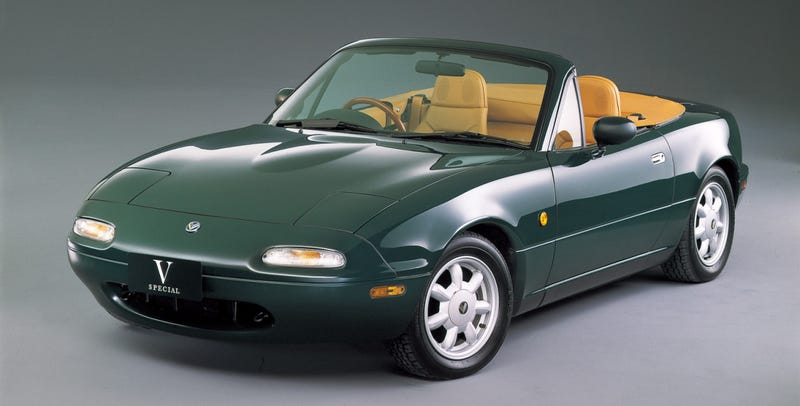 This Is Not A Drill: Mazda Is Officially Restoring Original Miatas