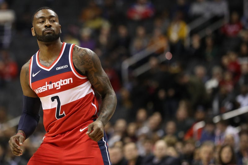Illustration for article titled John Wall Allegedly Flew in an IG Model Who Chronicled Her Trip and This Really Explains the Wizards' Season