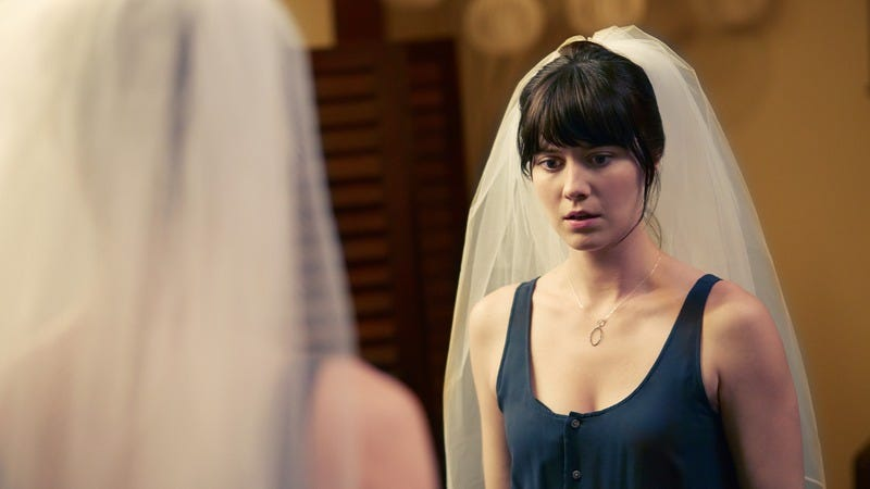 Mary Elizabeth Winstead in The Returned. (No, not that The Returned. Not the other one, either…)