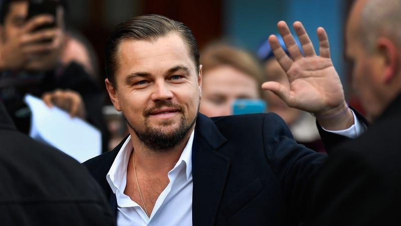 Illustration for article titled Leonardo DiCaprio Pledges $5 Million to Help Save the Amazon