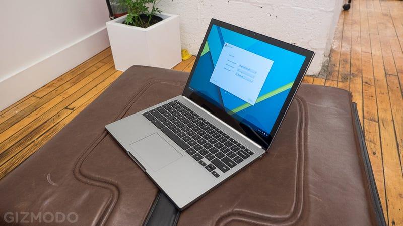 Illustration for article titled El nuevo Chromebook Pixel 2 es el más deseable que ha hecho Google