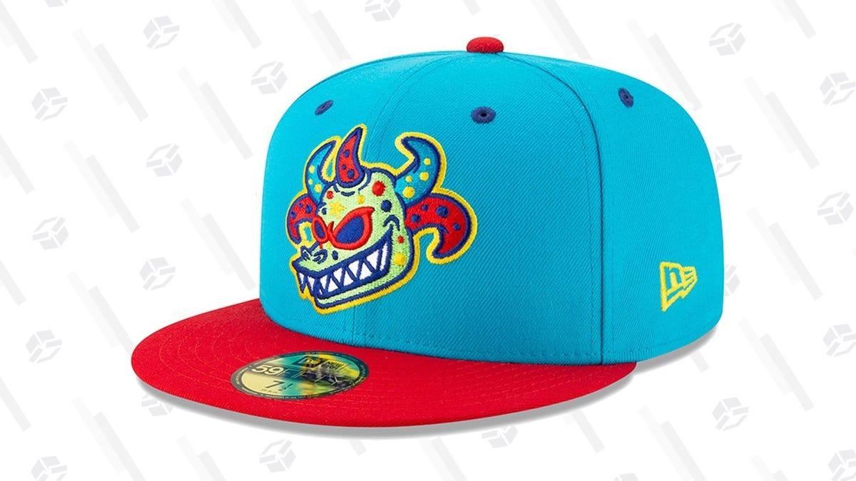 cf545596f Minor League Baseball's Copa de la Diversión Hats, Ranked