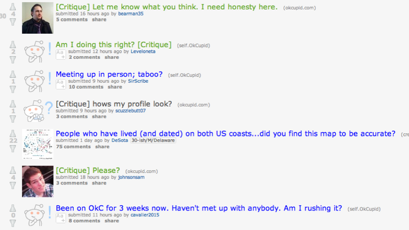 Online dating first date advice reddit