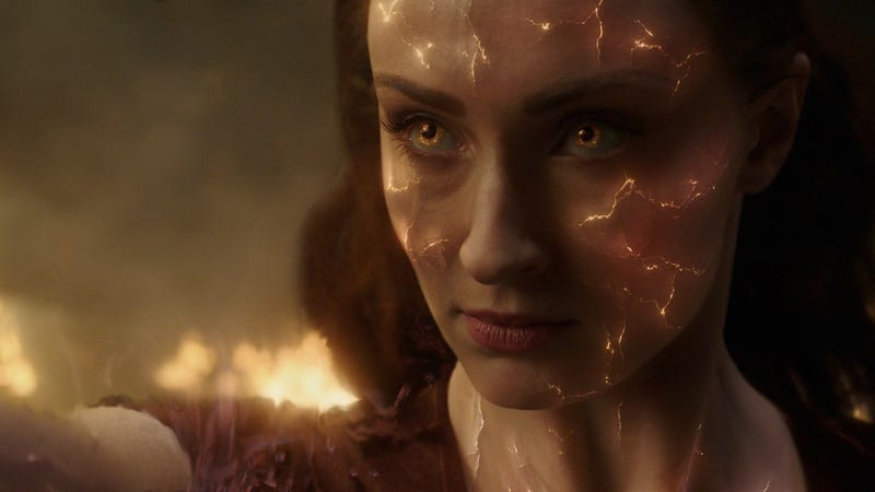 Illustration for article titled Dark Phoenix reshot its entire ending because it was too much like another big superhero movie