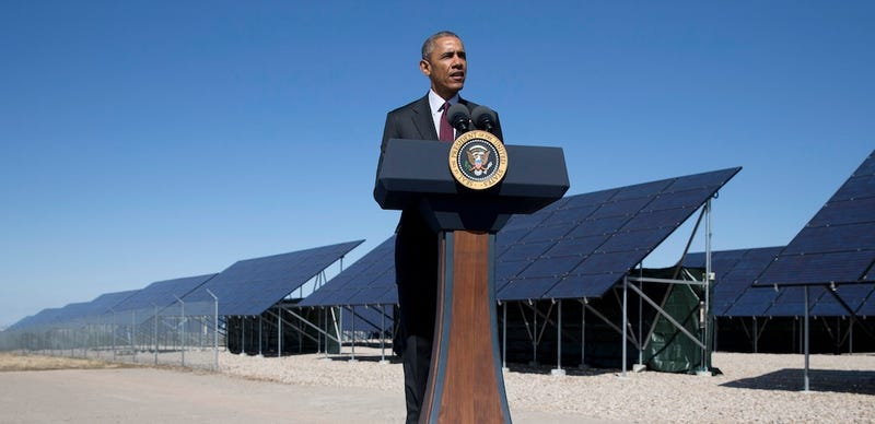Illustration for article titled Everything You Need to Know About Obama's Clean Energy Plan
