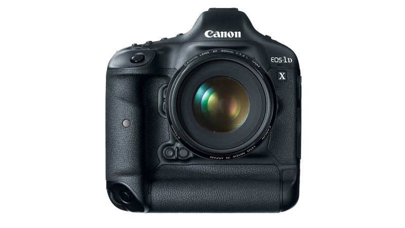 Canon 1D X: The New Most Epic DSLR Ever