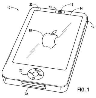 Illustration for article titled Apple Filing Shows Front-Facing Camera For Handsets