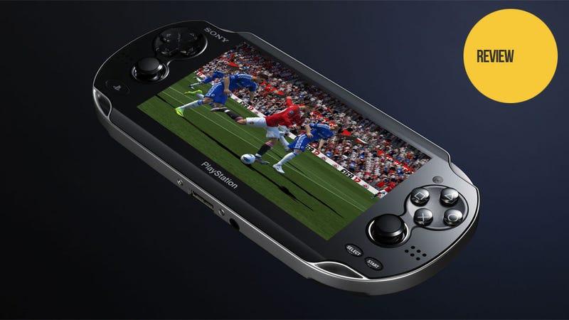 Illustration for article titled FIFA Football Vita: The Kotaku Review