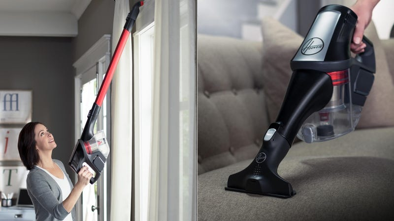 Hoover Fusion Max Cordless Stick Vac   $151   Amazon   Clip the $40 coupon