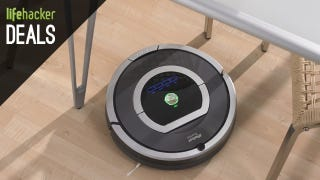 Illustration for article titled $50 Off Roombas, Solar Charge Your Gadgets, 7.1 A/V Receiver [Deals]