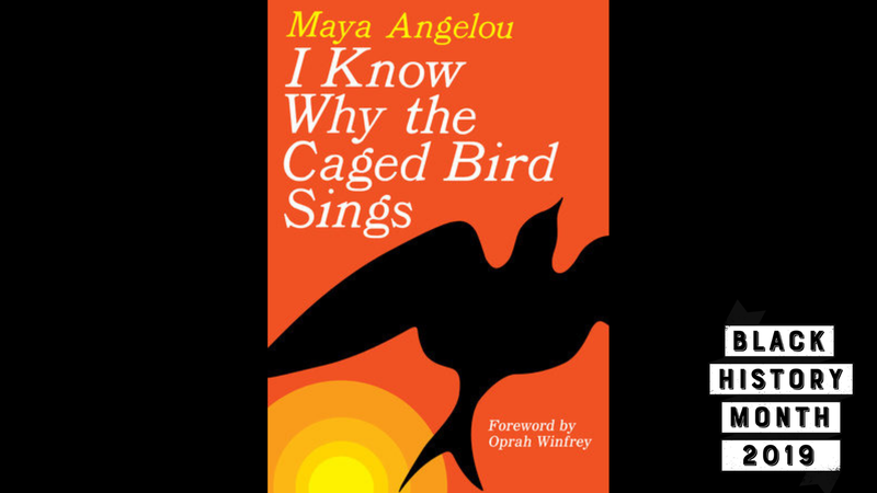 Illustration for article titled 28 Days of Literary Blackness with VSB | Day 24: I Know Why the Caged Bird Sings by Maya Angelou