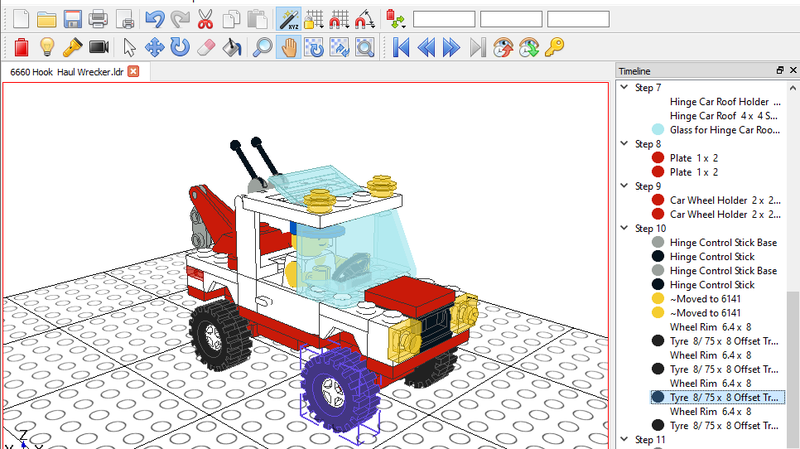 Here's How Your Kids Can Build Lego Models Digitally and Then Buy Their Own Creations
