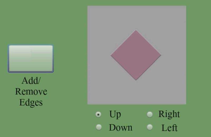 Illustration for article titled Da igual las veces que veas esta ilusión óptica, el diamante siempre se mueve (aunque en realidad no lo hace)