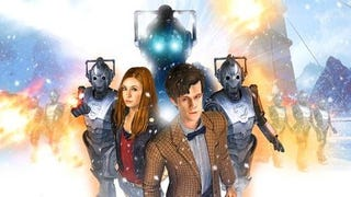 Illustration for article titled The Cybermen terrorize an isolated Arctic base. What could be better?