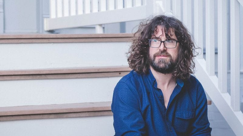 Illustration for article titled Brace The Wave is Lou Barlow at his most contemplative and confessional