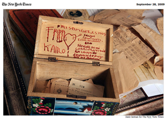 Illustration for article titled Kahlo Collection: A Trove Of Fakes?