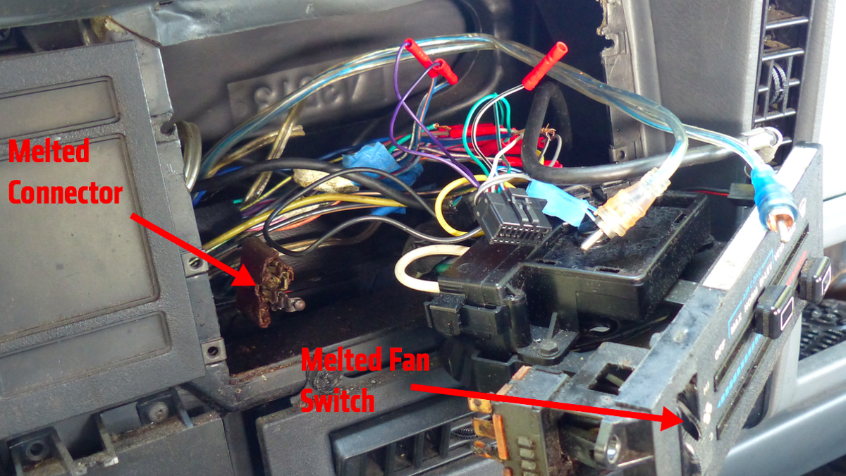 A Scary Halloween Tale Of All The Electrical Gremlins In My Jeep 1992 Laredo Wiring