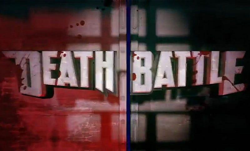 Illustration for article titled Death Battle Entrant Ideas Thread