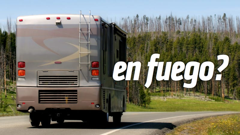 Illustration for article titled NHTSA Recalls 2,944 Winnebagos For Electrical Fire Risk