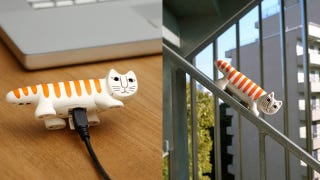 Illustration for article titled Silly Yet Entirely Practical Necono Cat Camera is Now on Sale in the US