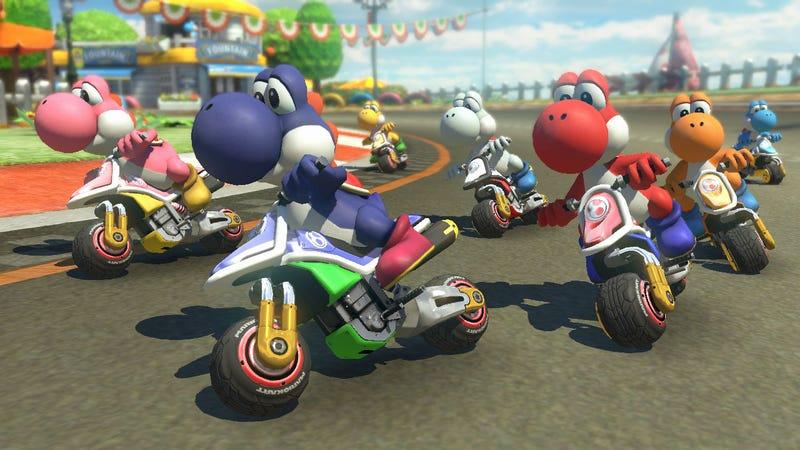 Screenshot: Mario Kart 8 Deluxe/Nintendo