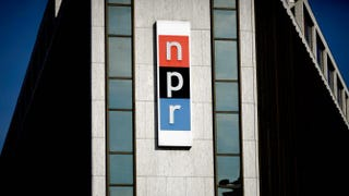 NPR offices in Washington, D.C.Chip Somodevilla/Getty Images