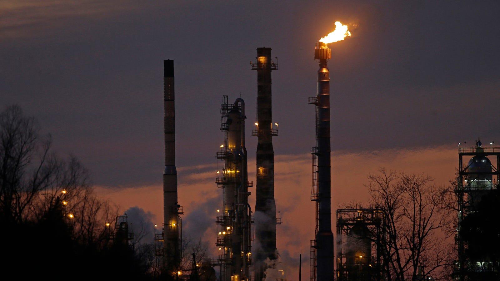Exxon Predicted 2019's Ominous CO2 Milestone in 1982