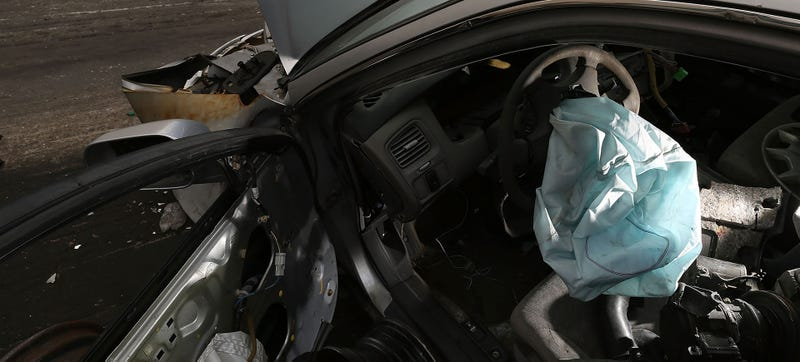 Illustration for article titled Nightmare Takata Airbag Failures Have Three Factors To Blame: Report