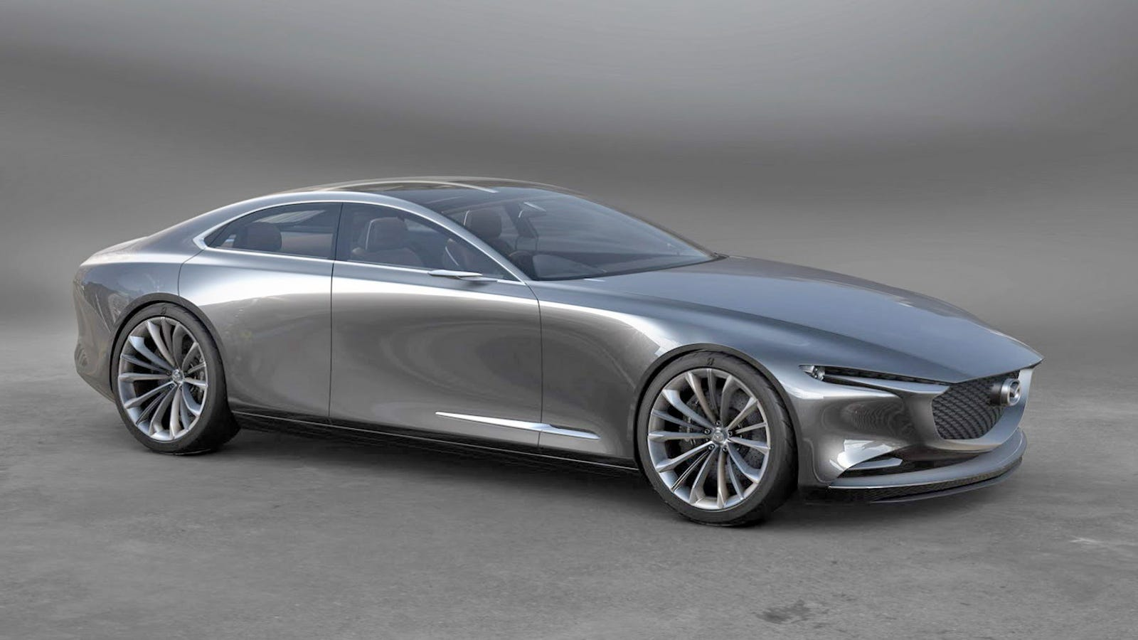 the mazda vision coupe concept is one of the best sedan designs we 39 ve seen in a while. Black Bedroom Furniture Sets. Home Design Ideas