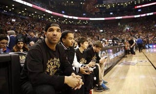 Illustration for article titled Report: NBA Offered To Drop Tampering Fine If Raptors Dropped Drake