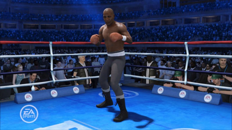Illustration for article titled Fight Night Champion DLC to Include Bare Knuckle Fighting