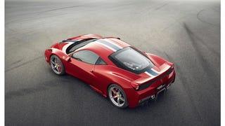 Do You Think the Ferrari 458 is Pretty?