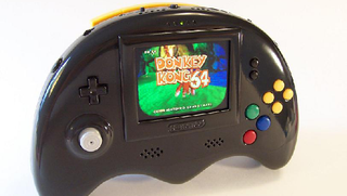 Illustration for article titled This Portable N64 Is A Work Of Art, And There Are More Coming