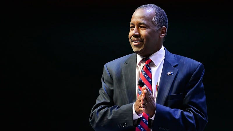 Illustration for article titled Ben Carson Is Still Saying Dumb Things About Muslims