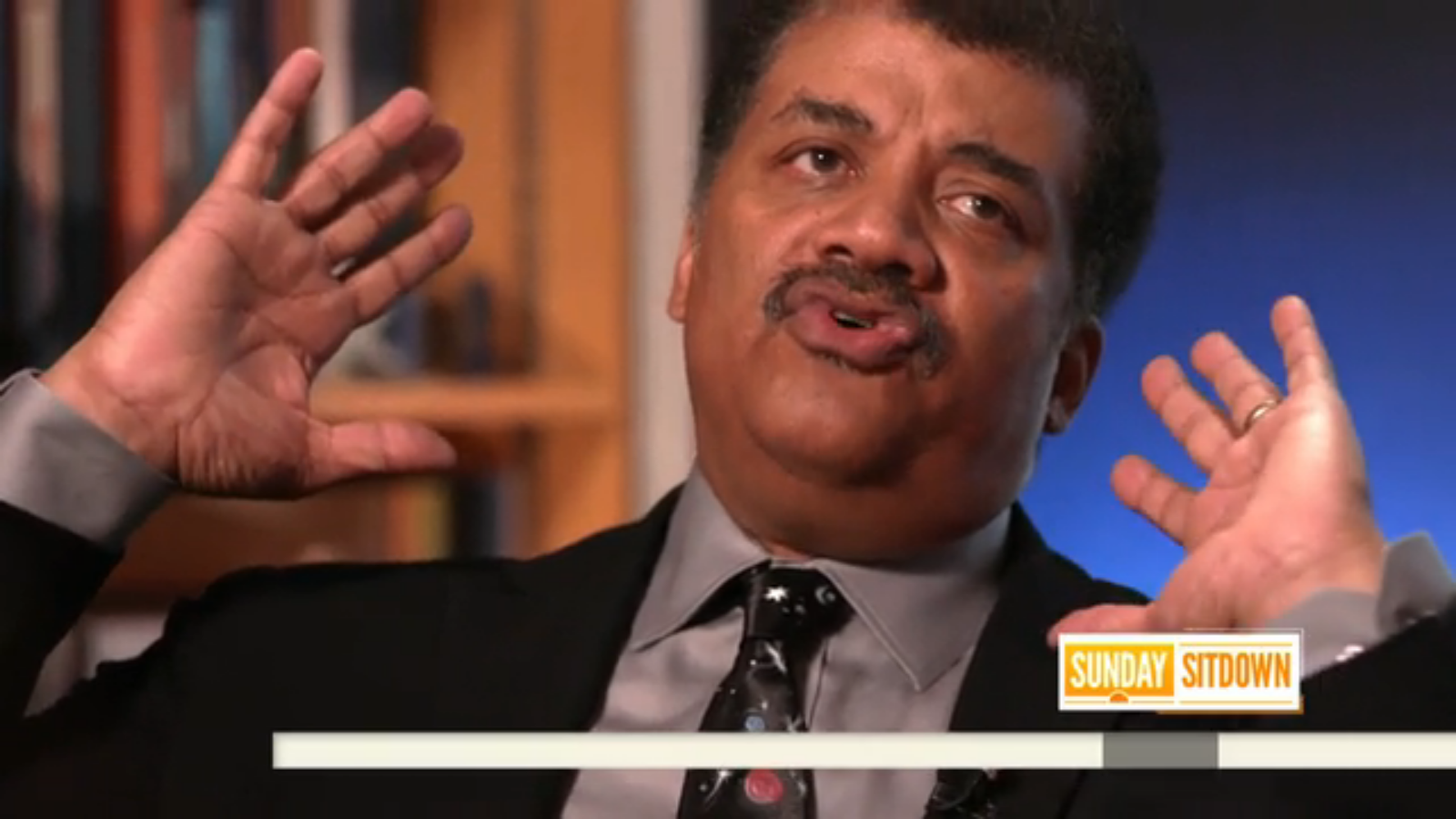 Neil DeGrasse Tyson: What If We Just Turned the Hurricanes Into Electricity