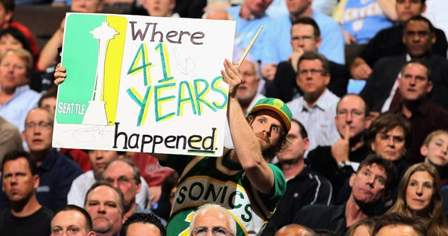 Seattle's Efforts To Bring Back An NBA Team Just Took A Signifi…