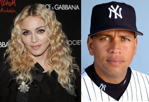 Illustration for article titled Madonna & A-Rod: Moving In Together?