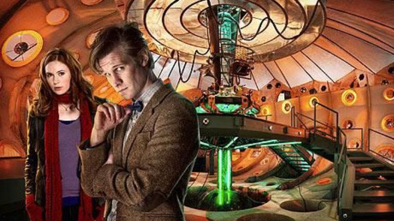 """Illustration for article titled Doctor Who: """"The Big Bang"""""""