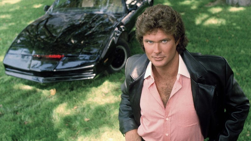John Cena Being Considered For Starring Role In Knight Rider Movie