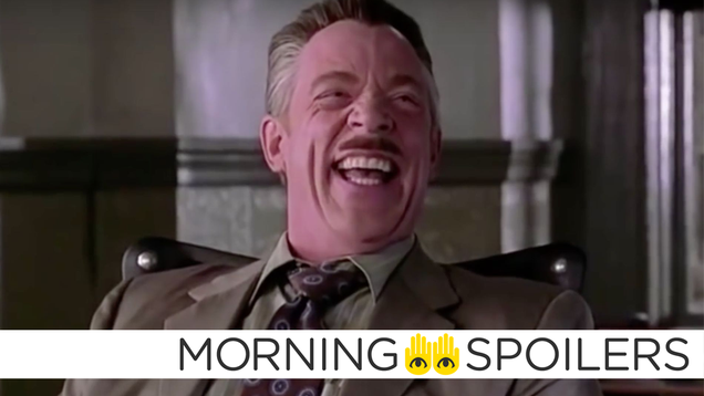 J.K. Simmons Hopes to Play J. Jonah Jameson For a Long Time