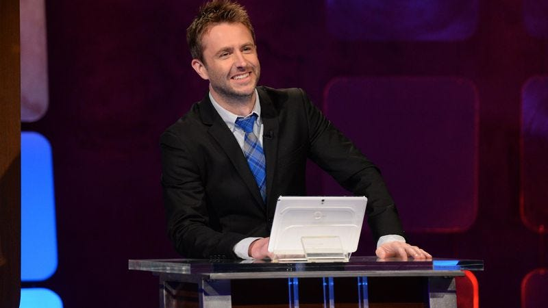 Illustration for article titled A Chris Hardwick-produced magic show may be coming to Comedy Central