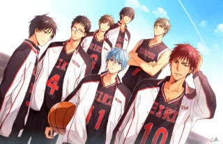 Illustration for article titled Gekijouban Kuroko no Basquet: Last Game it´s the title of the new movie